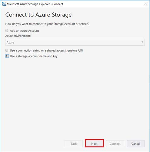 Installation of Azure SDK and Blob Storage in Azure