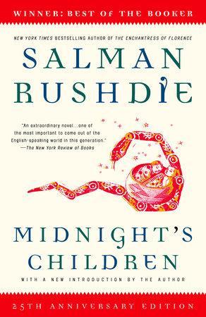 Netflix to adapt Salman Rushdie's Booker Prize winner novel